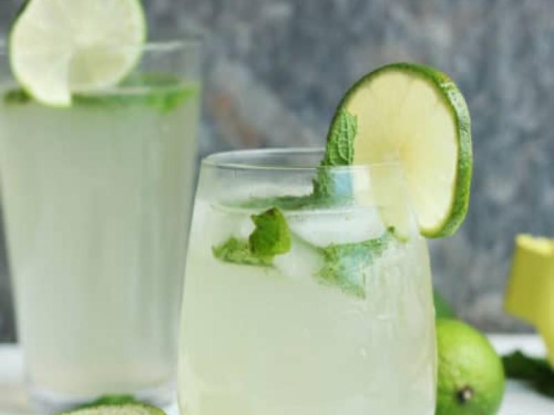 Virgin Mojito Mocktail Image