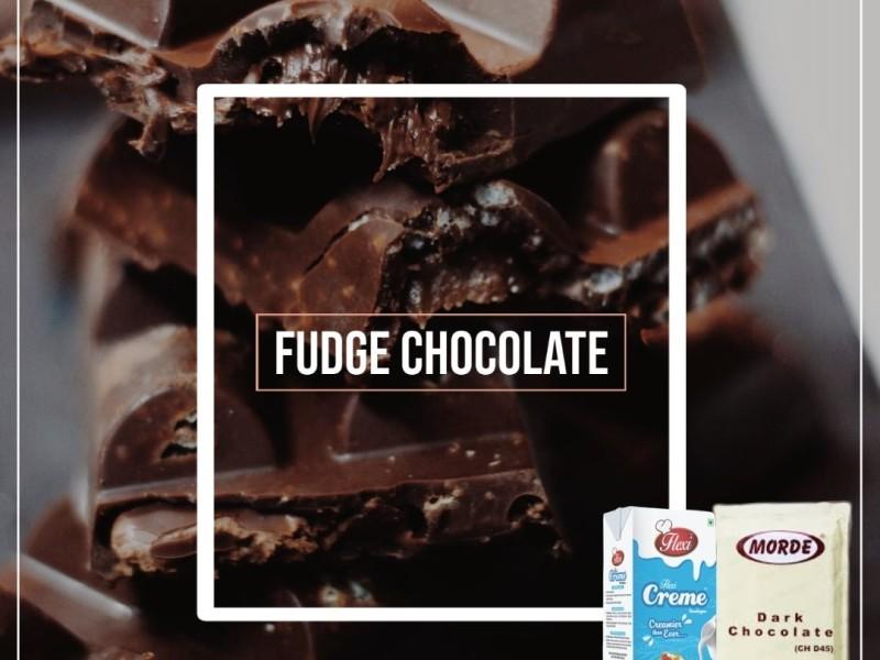 Fudge Chocolate Image