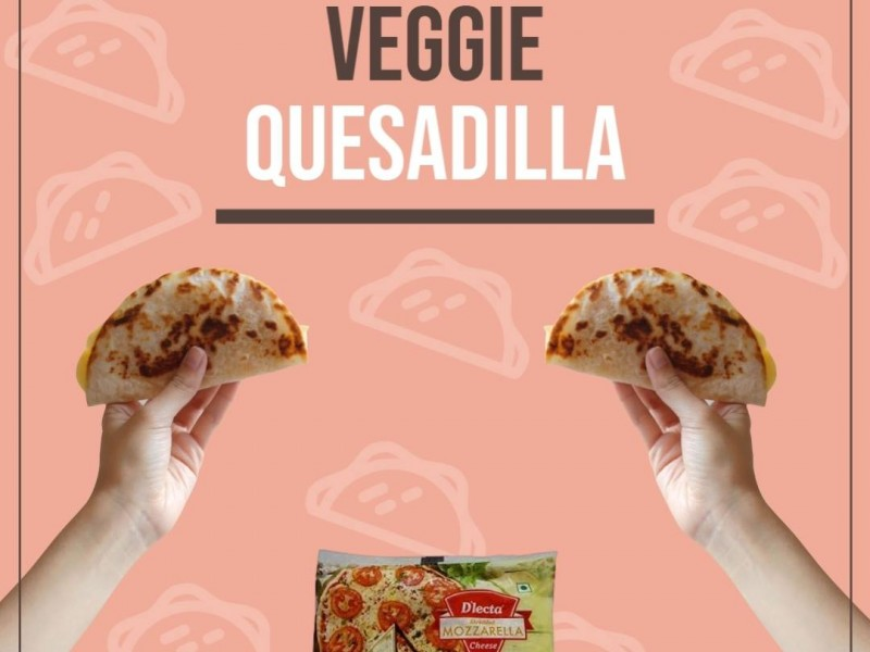 Veggie Quesadilla Image
