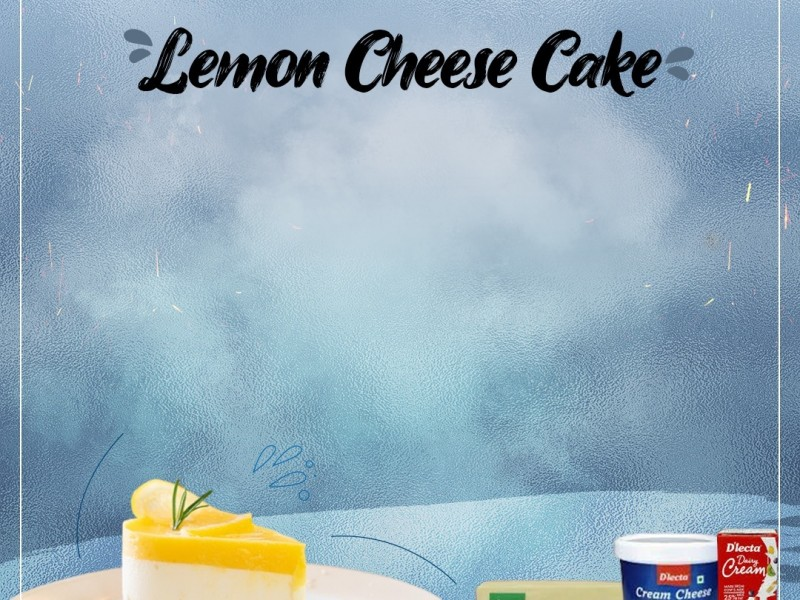 LEMON CHEESE CAKE Image