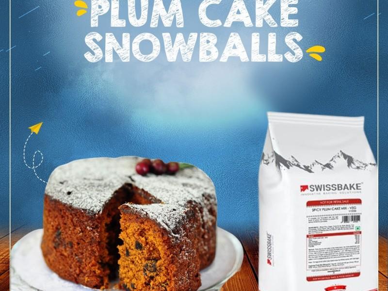 PLUM CAKE SNOWBALLS Image