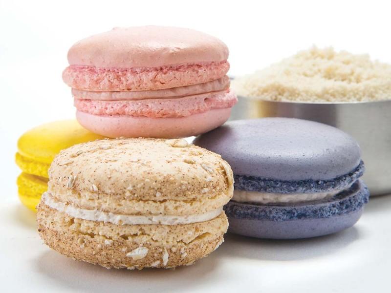Almond Macarons Image