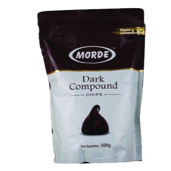 Dark Compound Chips Image
