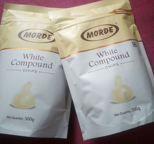 White Compound Chips Image
