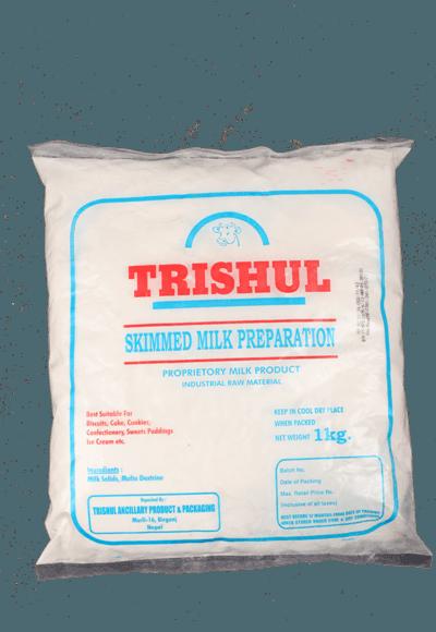 Trishul-Skim Milk Preperation Image