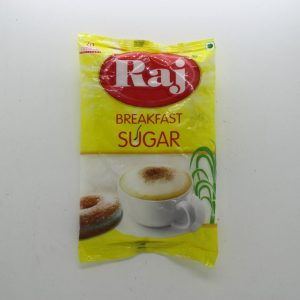 Raj Breakfast Sugar Image