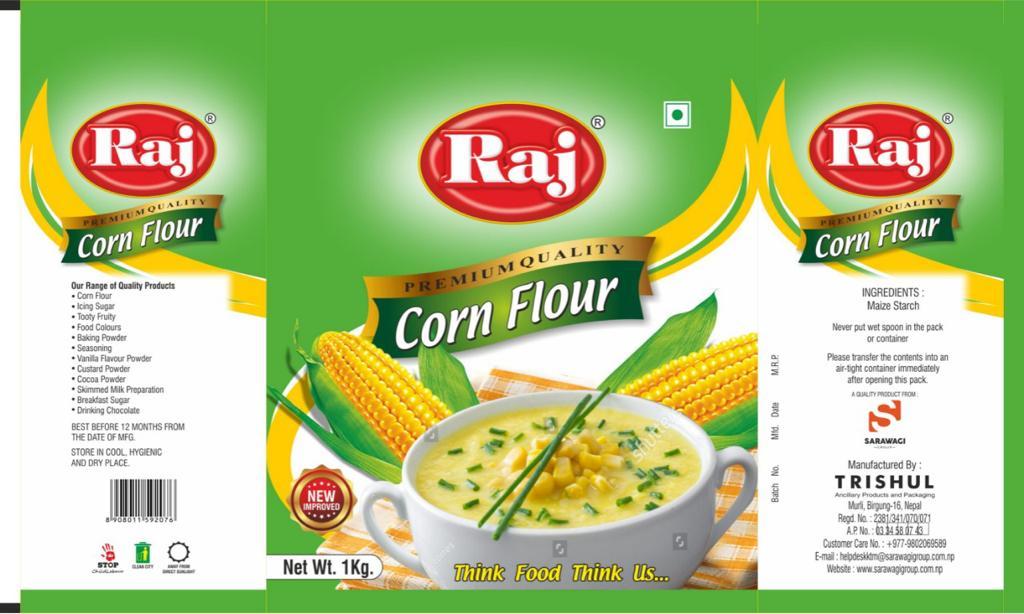 Raj Corn Flour Image