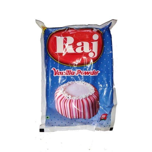 Raj Vanilla Powder (Pouch) Image