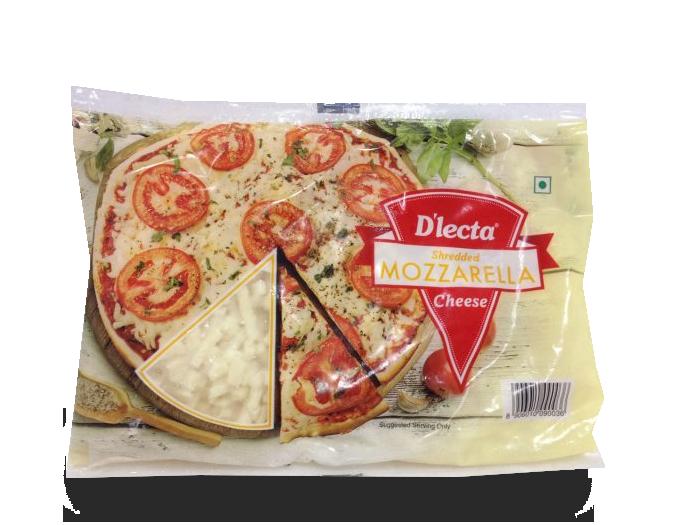 Shredded Mozarella Cheese Image