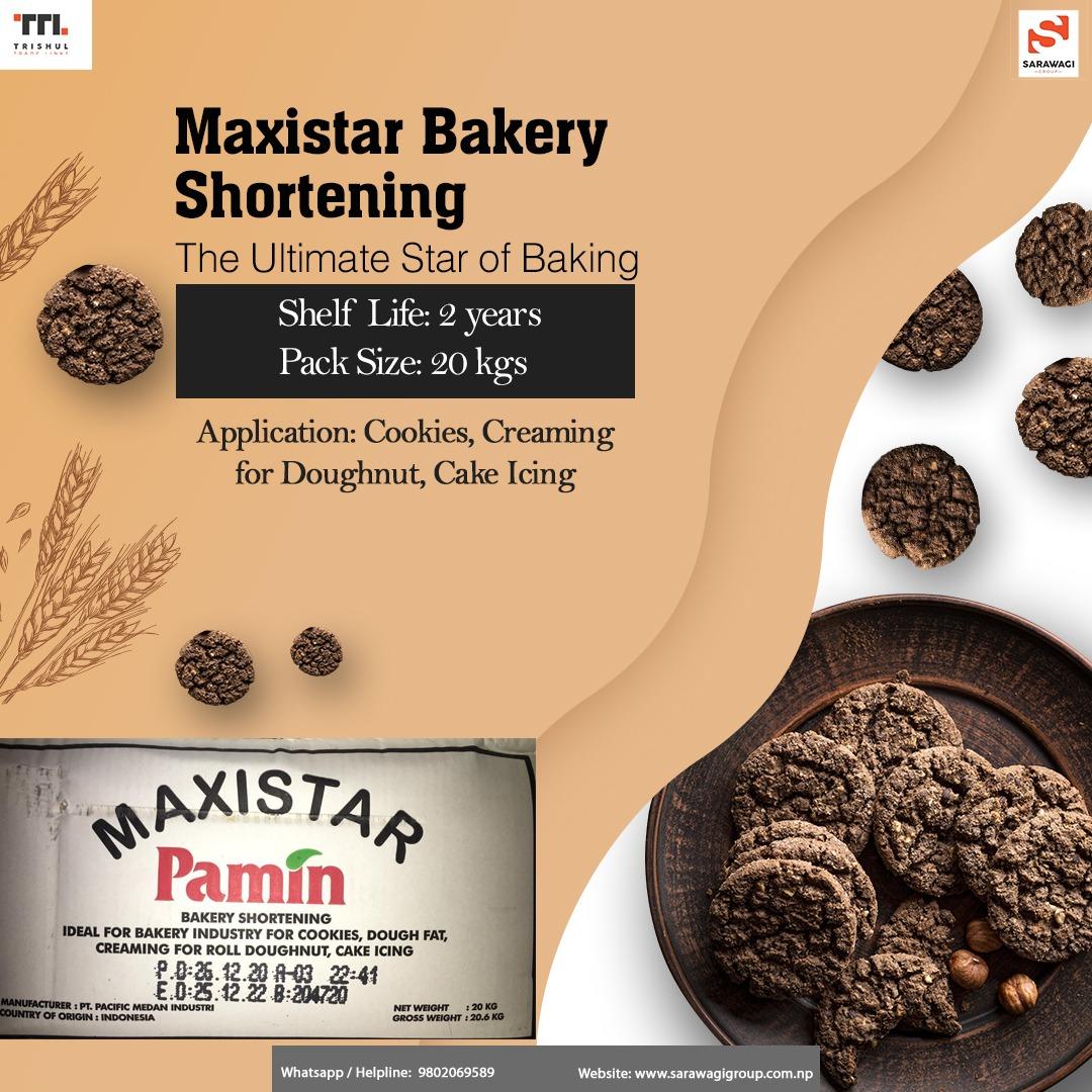 Maxistar Bakery Shortening Image